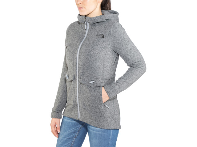The North Face Crescent Parka Damen tnf medium grey heather